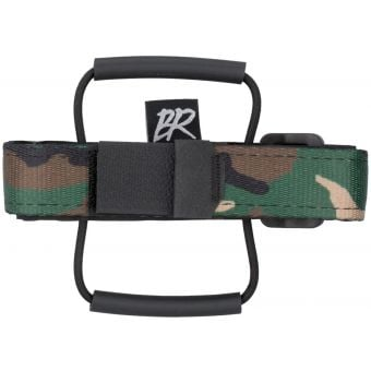 Backcountry Research Mutherload 2.5cm Frame Strap Green Camo