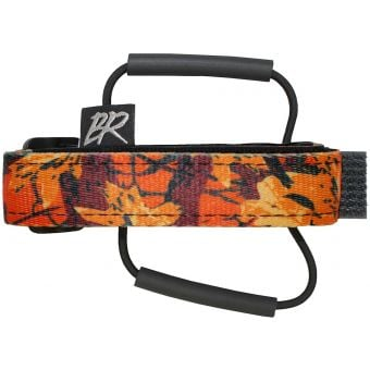 Backcountry Research Mutherload 2.5cm Frame Strap Orange/Black Camo
