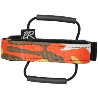 Backcountry Research Mutherload 2.5cm Frame Strap Orange Camo