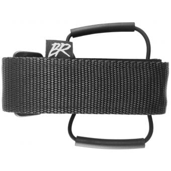 Backcountry Research Mutherload Magnum 3.8cm Frame Strap Black