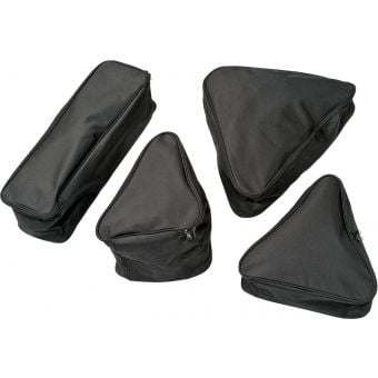 B&W Gear Bag x 4 Set Black