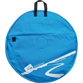 B&W MTB 29er Double Wheel Travel Bag Blue
