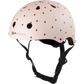 Banwood Bonton X Helmet Pink
