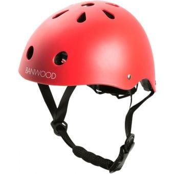 Banwood Classic Helmet Red
