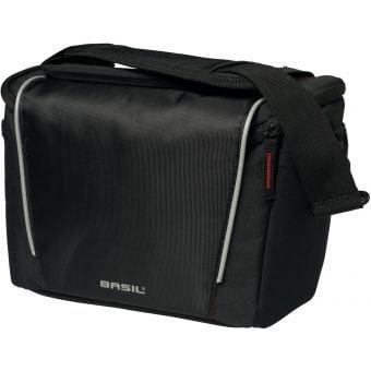 Basil Sport Design 7L Handlebar Bag Black