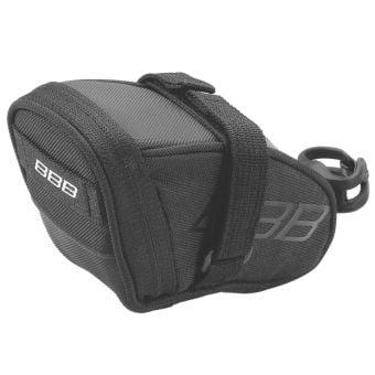 BBB BSB-33 SpeedPack 360ml Saddle Bag Black Small