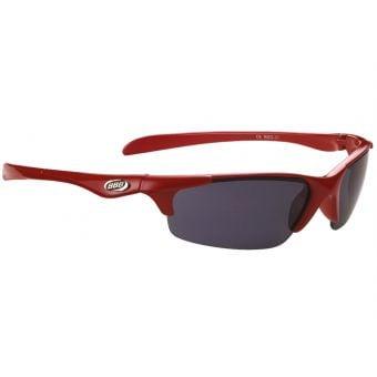 BBB BSG-31 Kids Sunglasses Red Frame Smoked Lens