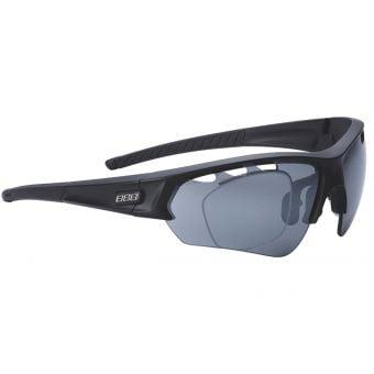 BBB BSG-51 Select Optic Sport Glasses Matt Black Frame Smoked Lens