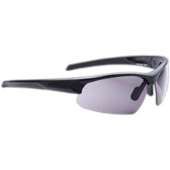 BBB BSG-58 Impress Sport Glasses Matt Black Smoked Lens