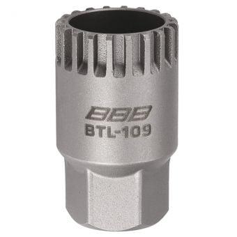"BBB BTL-109 BracketPlug Shimano 1/2"" Driver Wrench Socket"