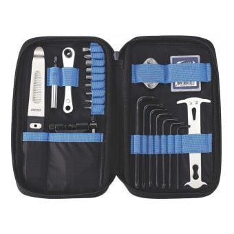 BBB BTL-117 CompactKit 7-piece Soft Case Tool Set