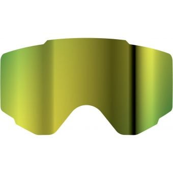 Bell Descender Goggles Replacement Lens Revo Green Mirror