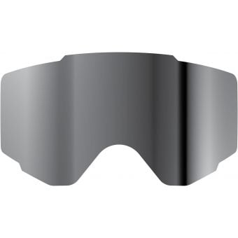 Bell Descender Goggles Replacement Lens Silver Mirror
