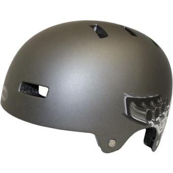 Bell Division Helmet Matt Gunmetal Daytona