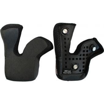 Bell Full-9 Magnetic Cheek Pads 35mm Black