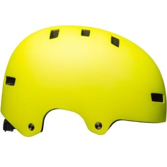 Bell Local Helmet Matte Hi-Viz Yellow