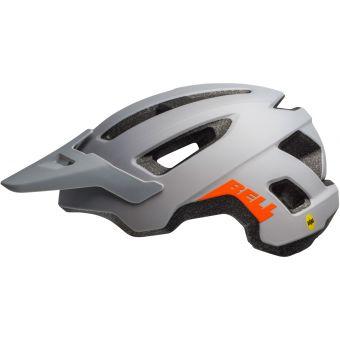 Bell Nomad Universal Adult MIPS Helmet Matte Grey/Orange Unisize