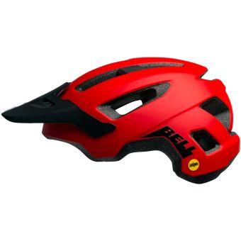 Bell Nomad Universal Adult MIPS Helmet Matte Red/Black