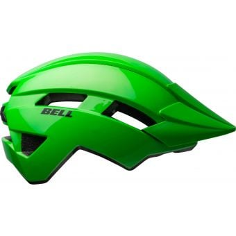 Bell Sidetrack II Child Helmet Green Unisize