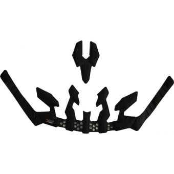 Bell Super 3R/3 MTB Helmet Pad Kit Black