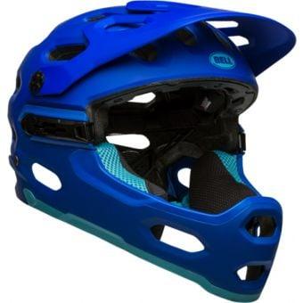 Bell Super 3R MIPS Helmet Matte Blues