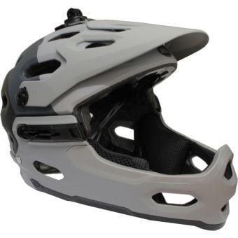 Bell Super 3R MIPS Helmet Matte Dark Grey/Gunmetal