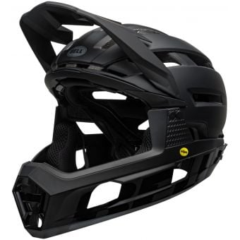 Bell Super Air R MIPS Full Face MTB Helmet Matte Black