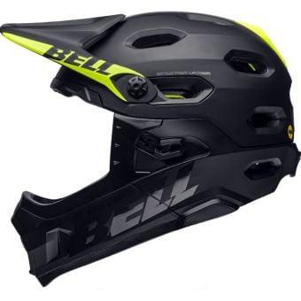 Bell Super DH Full Face MIPS Helmet Matte/Gloss Black