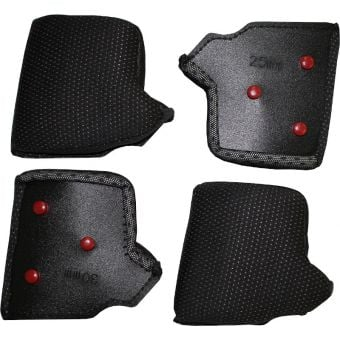 Bell Super DH MIPS Full Face MTB Helmet Cheek Pads Black