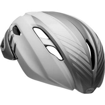 Bell Z20 Aero MIPS Road Helmet Matte White/Gloss Silver