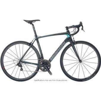 Bianchi Infinito CV Athena 11sp Road Bike Black