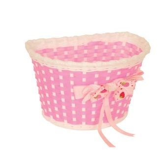 Bikecorp Kiddies Basket Pink