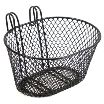 Bikecorp Small Wire Front Basket Black