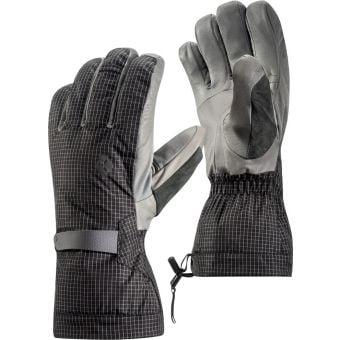 Black Diamond Helio 3 in 1 Gloves Ash Small