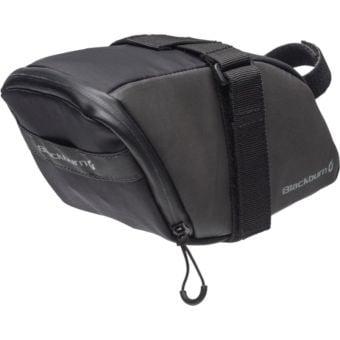 Blackburn Grid Reflective Saddle Bag Black Large