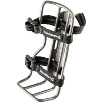 Blackburn Outpost Bottle Cage Cargo Carrier Grey