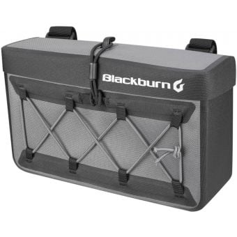 Blackburn Outpost Elite Hitchhiker Handlebar Bag Black/Grey
