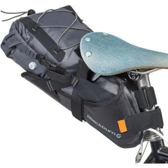 Blackburn Outpost Elite Seat Pack and Dry Bag Grey/Black