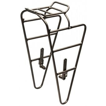 Blackburn Outpost World Touring Front Pannier Rack Grey