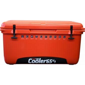 BlackWolf 65L Hardside Cooler Orange