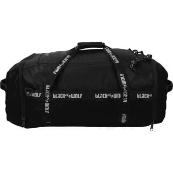 BlackWolf Adventure Pro Duffle 80L Jet Black