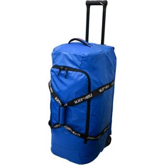 BlackWolf Adventure Pro Roller 120L Travel Pack Marine Blue