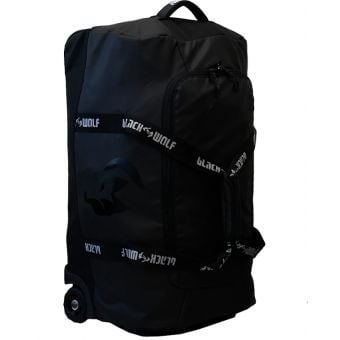BlackWolf Adventure Pro Roller 60 Travel Bag Jet Black
