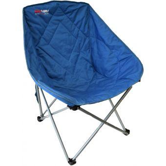 BlackWolf Bucket Chair Blue