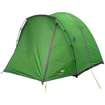 BlackWolf Classic Dome 4+ Tent Green