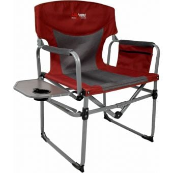 BlackWolf Compact Directors Chair Red