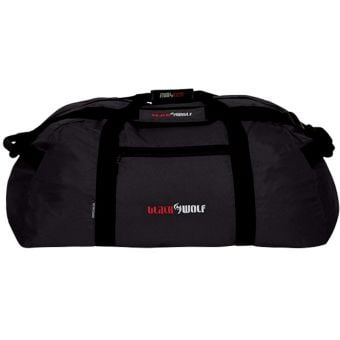 BlackWolf Duffelpack 150 Dufflebag Black