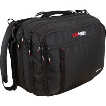 BlackWolf Embassy 31LTech Bag Black Jet Black