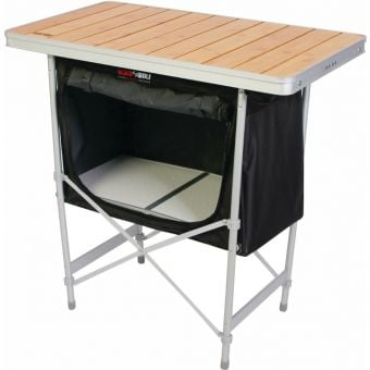 BlackWolf Folding Camp Cupboard