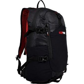 BlackWolf Pathfinder 33L Hiking Pack Jet Black